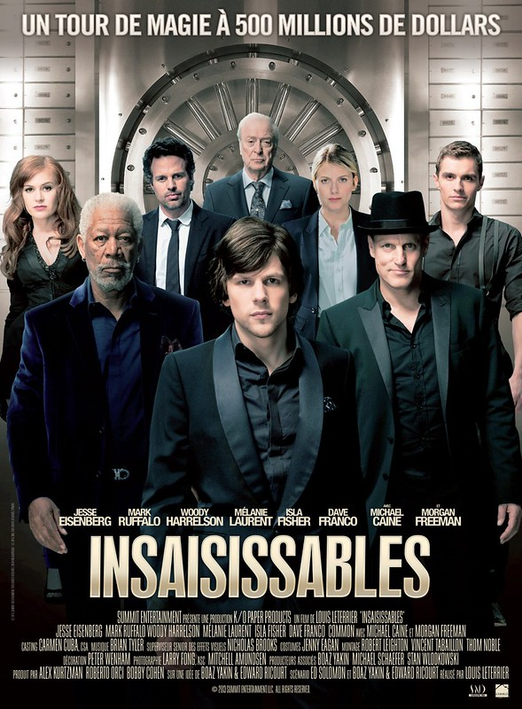 Now You See Me - Poster 4