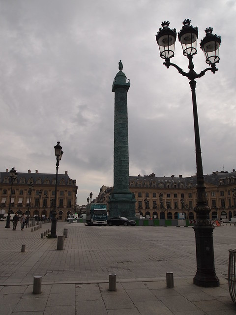 P5261300 ヴァンドーム広場(Place Vendôme) フランス パリ paris france