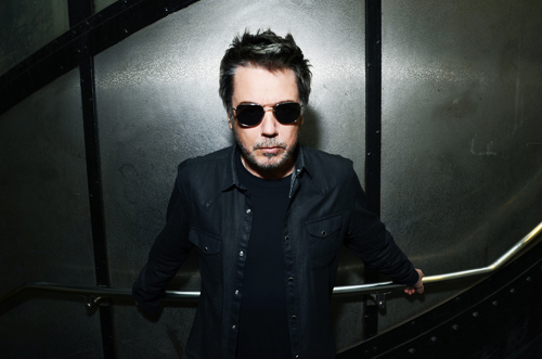 Jean Michel Jarre     April 2016