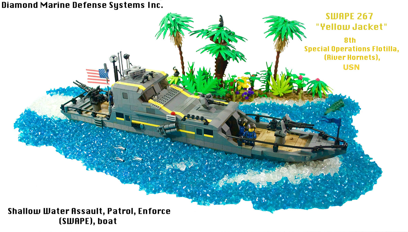Shallow Water Assault Patrol Enforce (SWAPE) 267