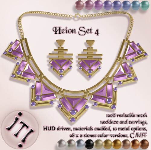 !IT! - Heion Set 4 Image