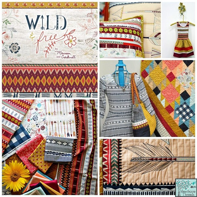 Hawthorne Threads Wild & Free GIVEAWAY!