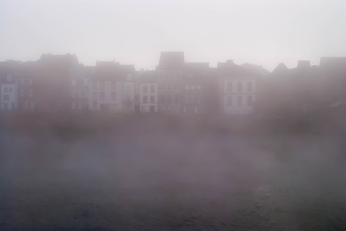 Foggy Morning in Maastricht