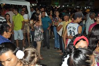 Festival de Quadrilhas Juninas em Santo Antônio