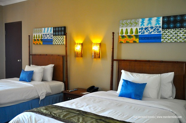 Our Room at Holiday Resort Lombok