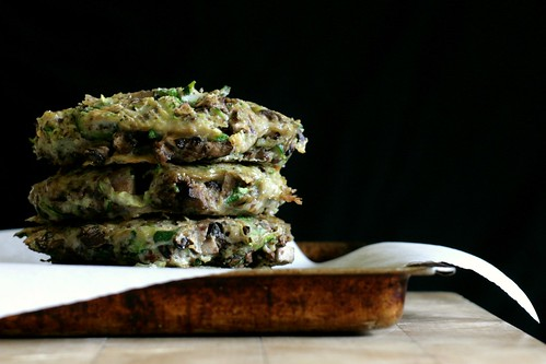 Oh-So-Tasty Veggie Burgers