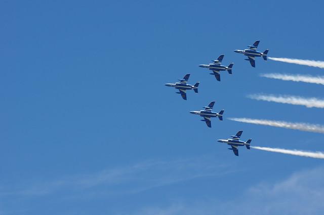 第29回航空ページェント ブルーインパルス_16
