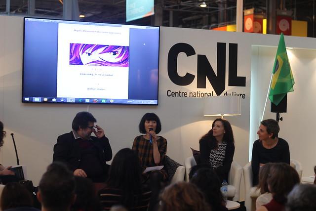 ETL, École de Traduction Littéraire - CNL (Centre national du Livre) - Salon du Livre de Paris 2015