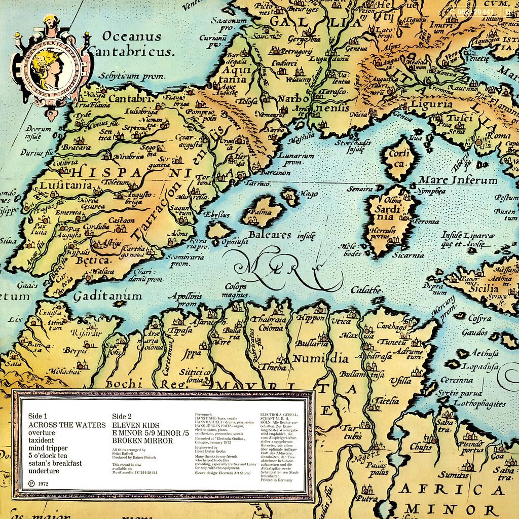 Triumvirat - Mediterranean Tales b