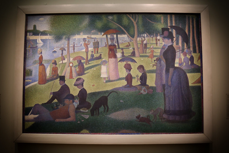 Georges Seurat: Facts and Information