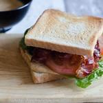 Bacon, Lettuce Tomato Sandwich – BLT