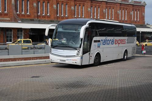 Yellow Buses 340 FJ13DZX