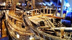 Корабль «Васа». Stockholm, Vasa Museum