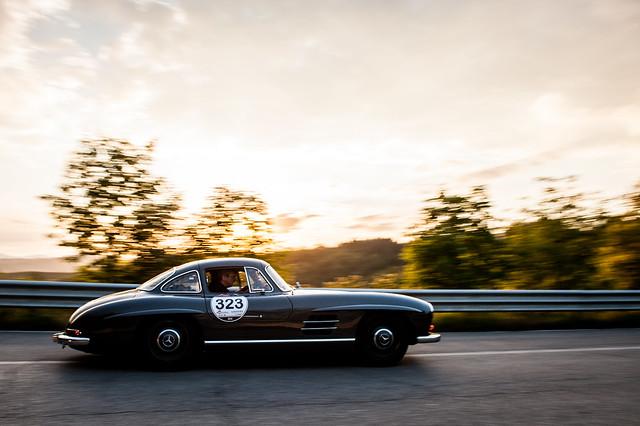 Mille Miglia 2014 - Mercedes 300 SL