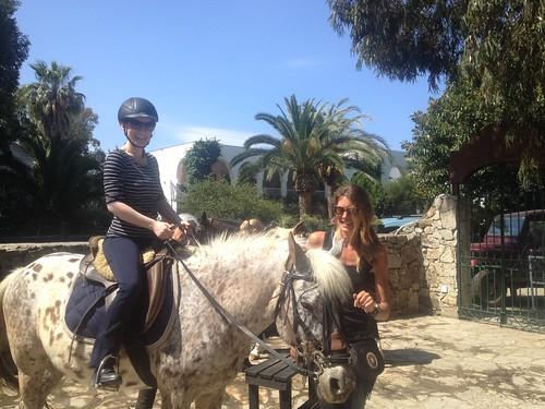 Horsemanship Kurse Andalusien Mai 2016