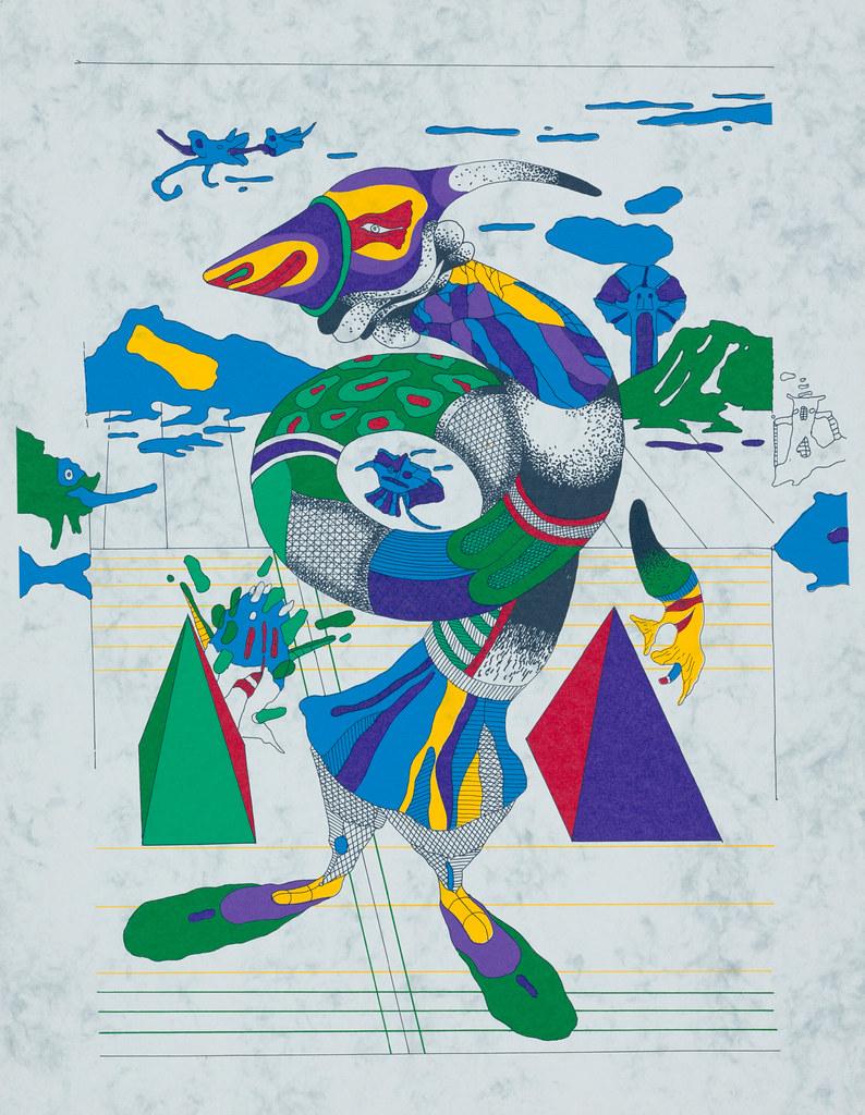 Karol Baron - Bestiary 3, 1997