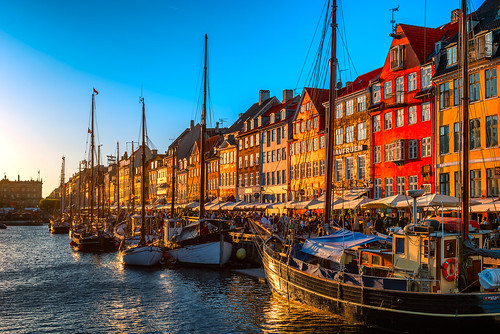 Nyhavn | Copenhagen, Denmark