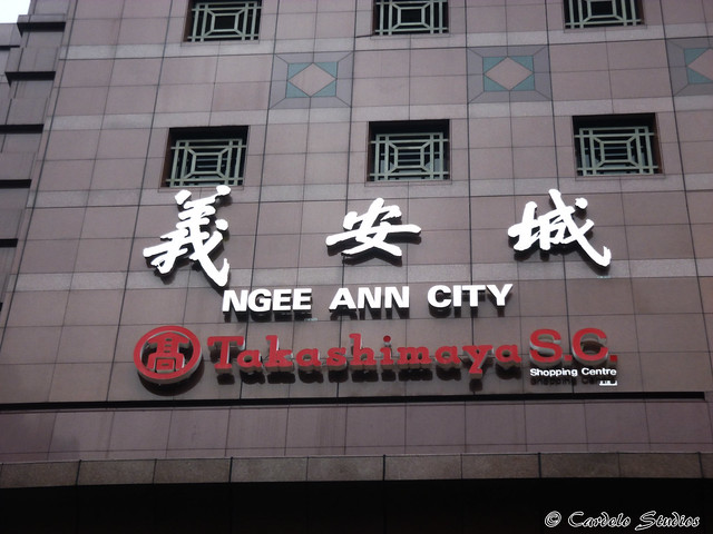 Ngee Ann City 02