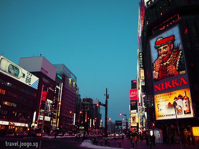 Sapporo - travel.joogo.sg