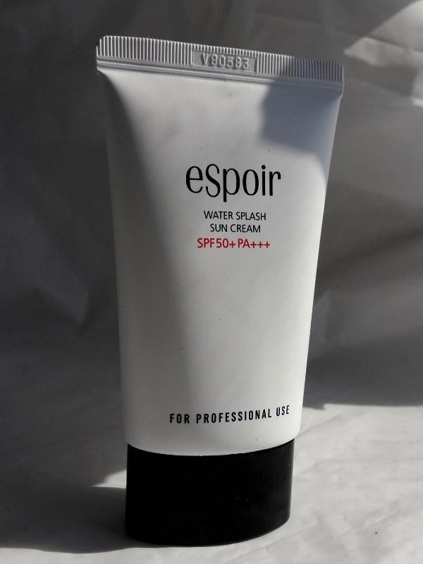 Espoir Water Splash Suncream SPF50+ PA+++