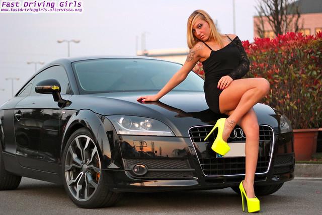 064 Blondie Audi TT