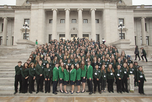 4-H Day at the Capitol