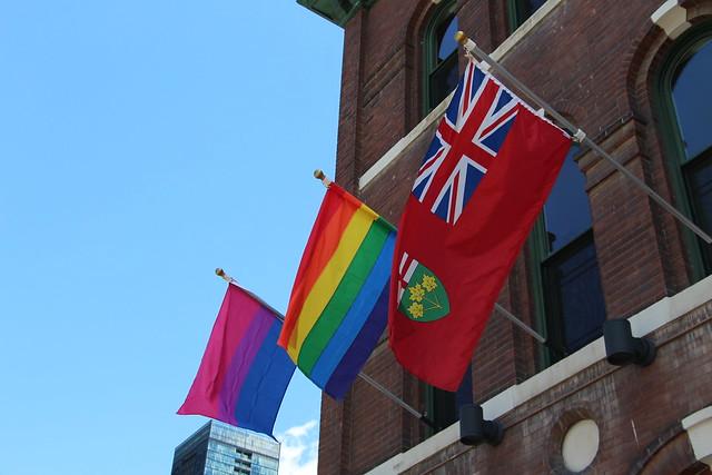 2016 Pride Toronto Dyke March