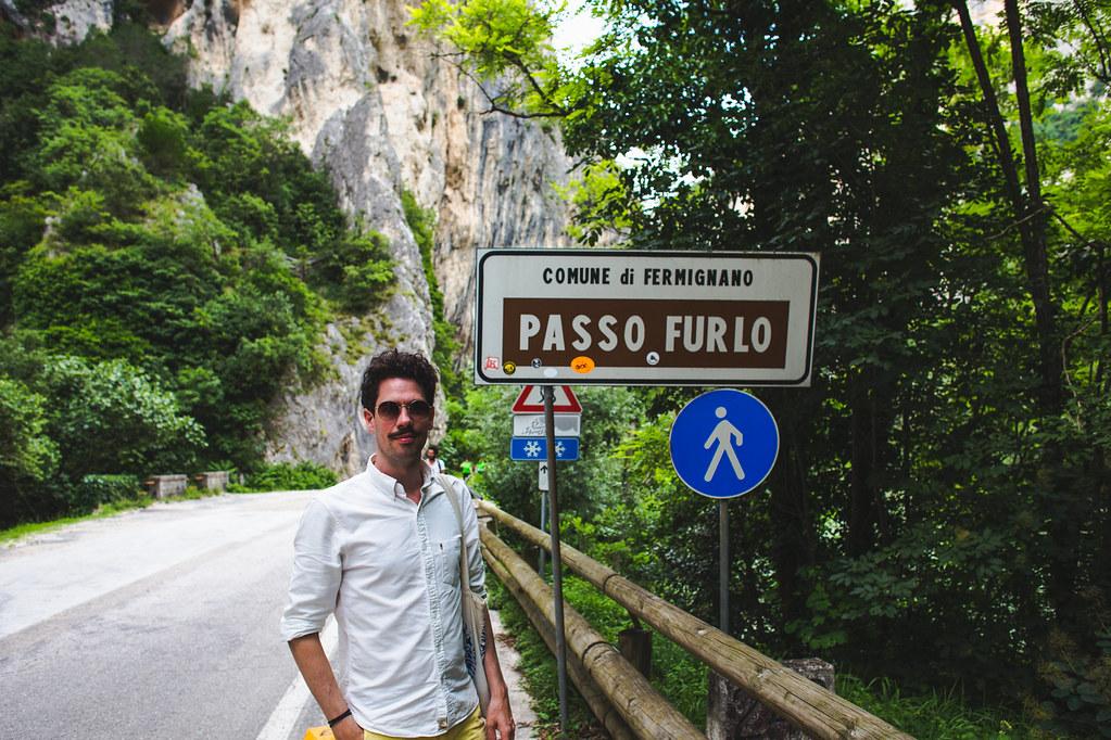 Italy – Passo Furlo