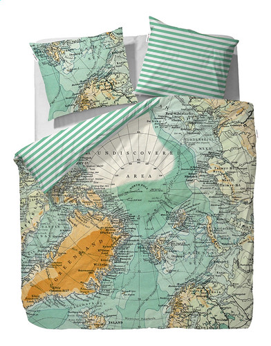 North Pole duvet cover