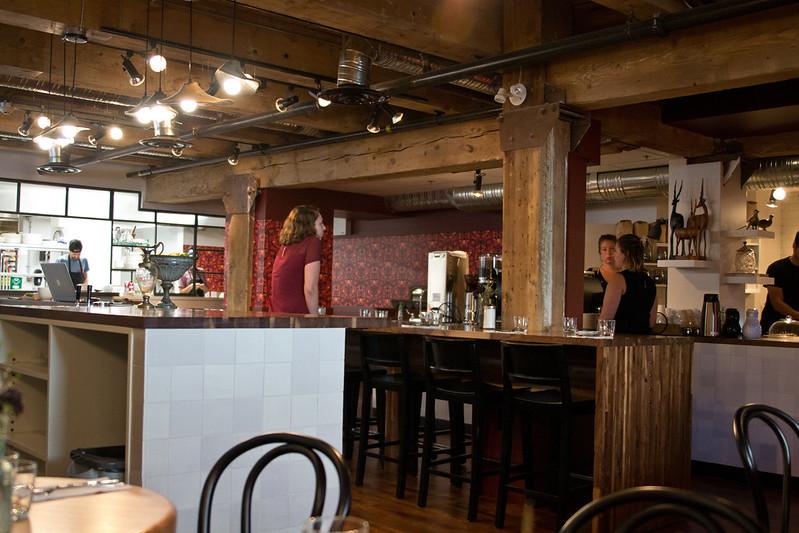 Inside Clementine, Winnipeg, Manitoba | packmeto.com