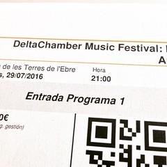 29 i 30 de juliol concerts del #deltachamber al Museu de les TE #surtdecasaebre #canal21ebre #viulebre #ebreactiu #amposta #laliraampostina #laliraampostina100