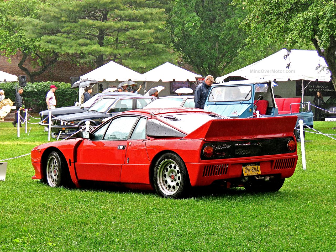 Lancia 037 Greenwich Concours 4