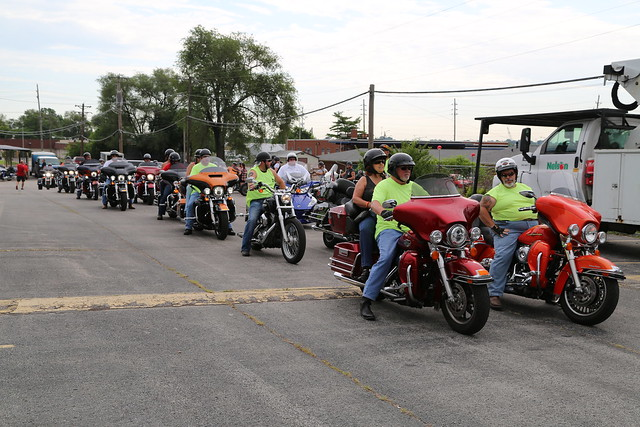 "2016 ""Rides for Guides"" Motorcycle Poker Run"