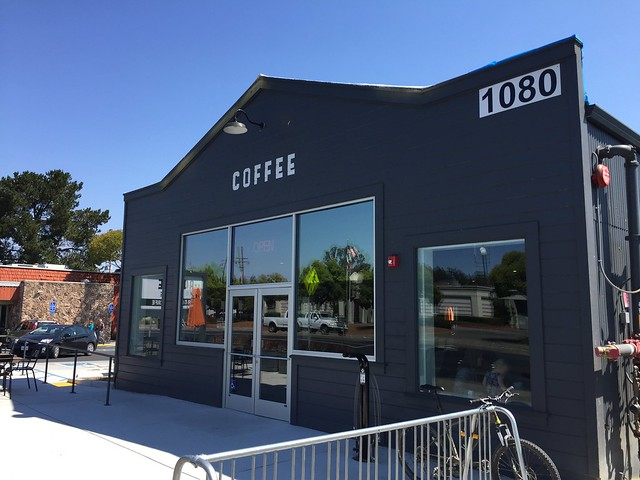 Acre Coffee Petaluma Roastery