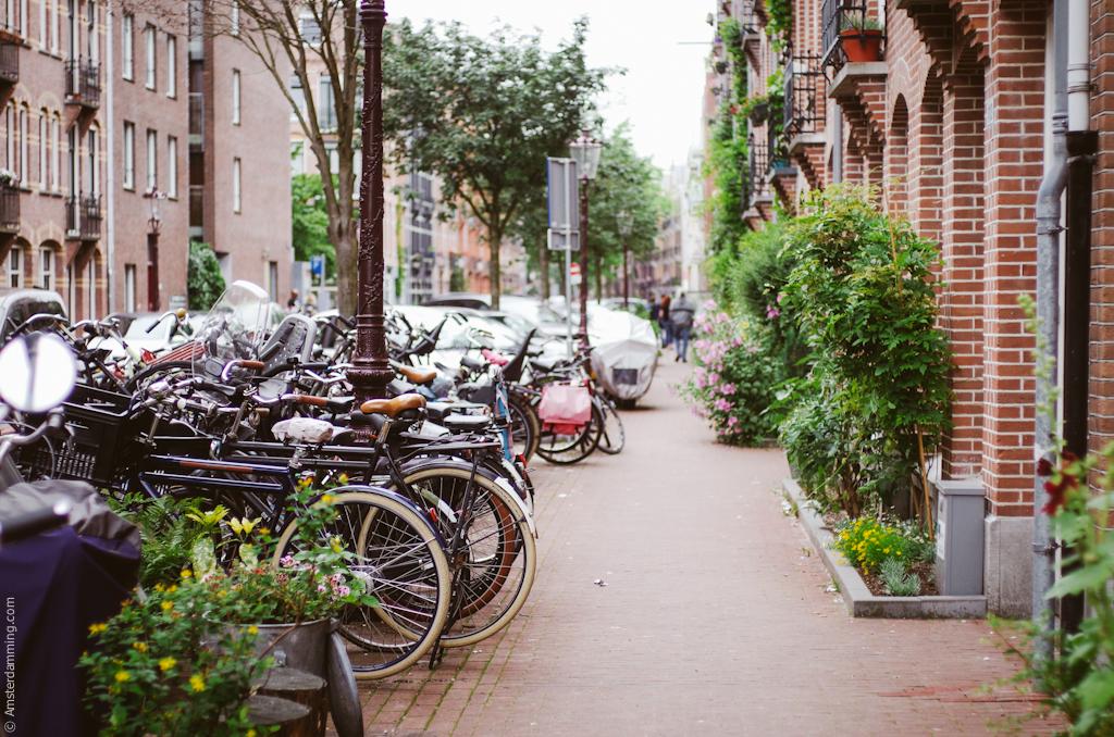 Amsterdam, Balistraat