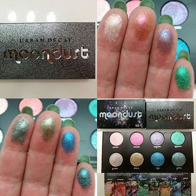 Moondust Eyeshadow Palette by Urban Decay #3
