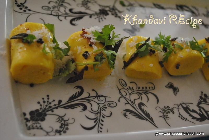 gujrati-khandvi