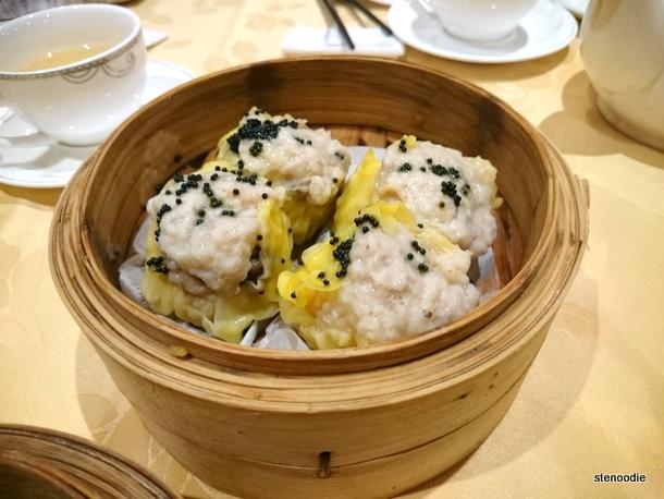 """Steamed Shrimp & Pork Dumpling """"Siu Mai"""""""