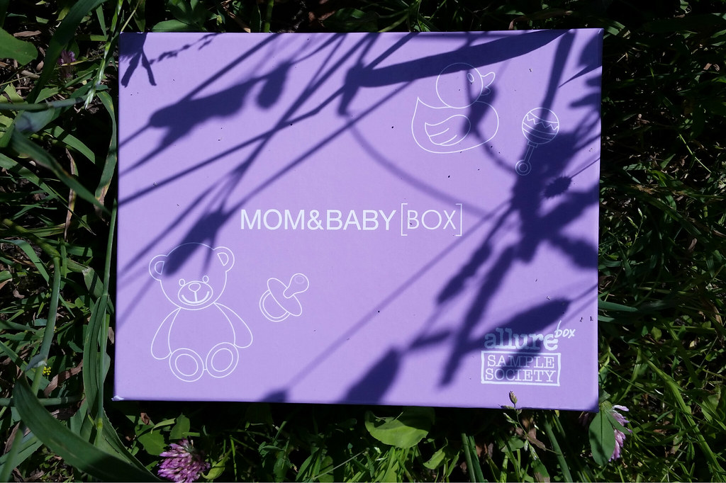 allurebox mom&baby box 2016