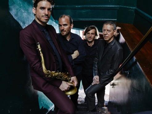 samy-thieabult quartet