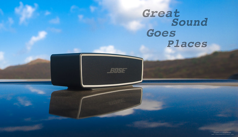 Great Sound Goes Places