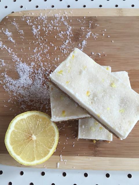 gluten free lemon slice  IMG_8744