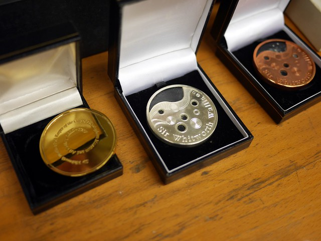 School Of Jewellery Archives - 1 - Sir Whitworth Wallace Medals