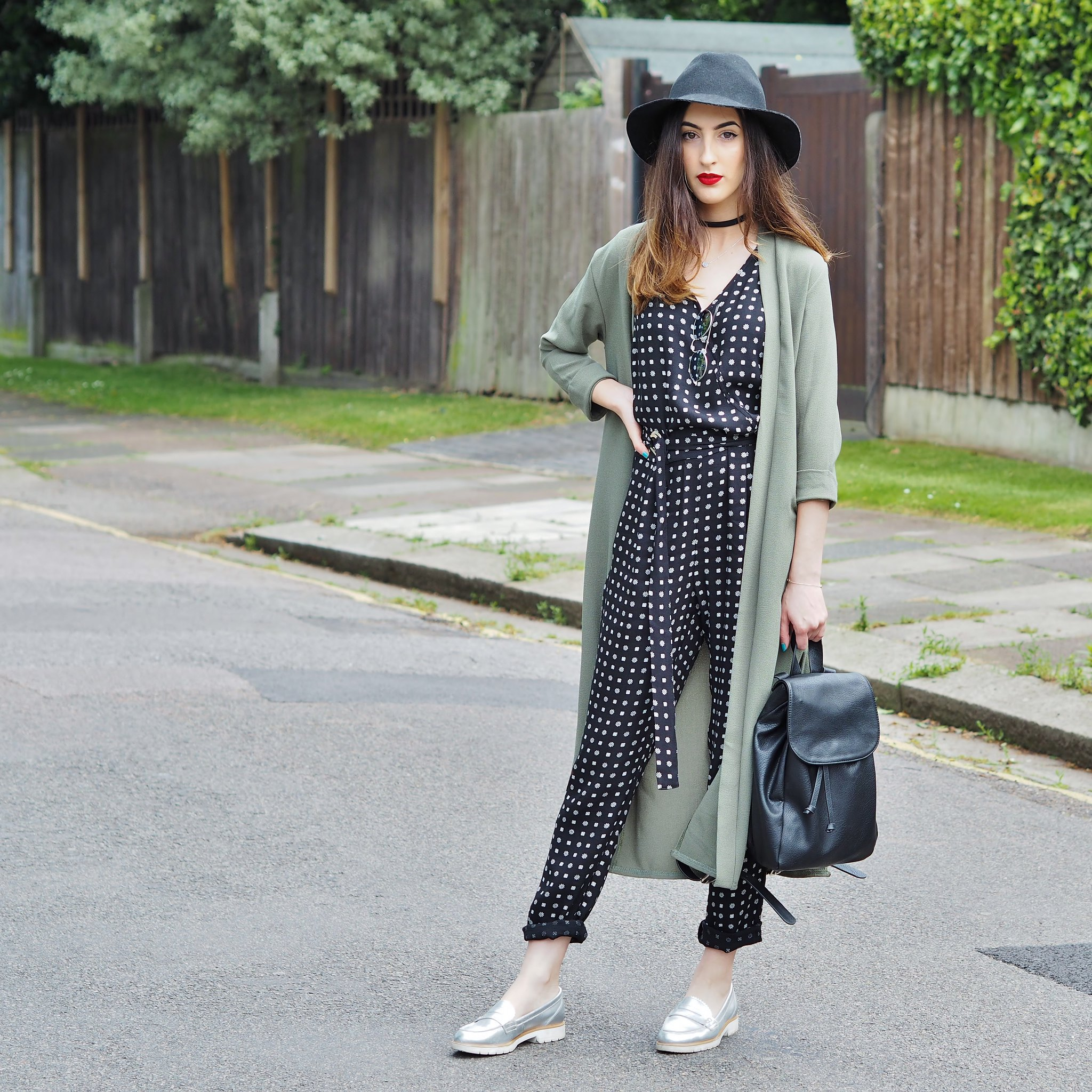 EVERYDAY JUMPSUIT OOTD
