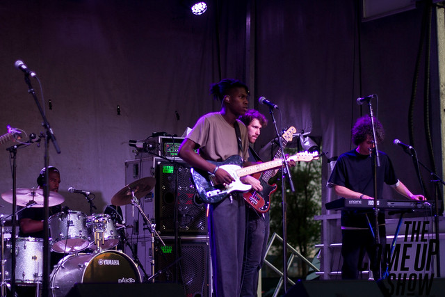 Daniel Caesar at NXNE 2016