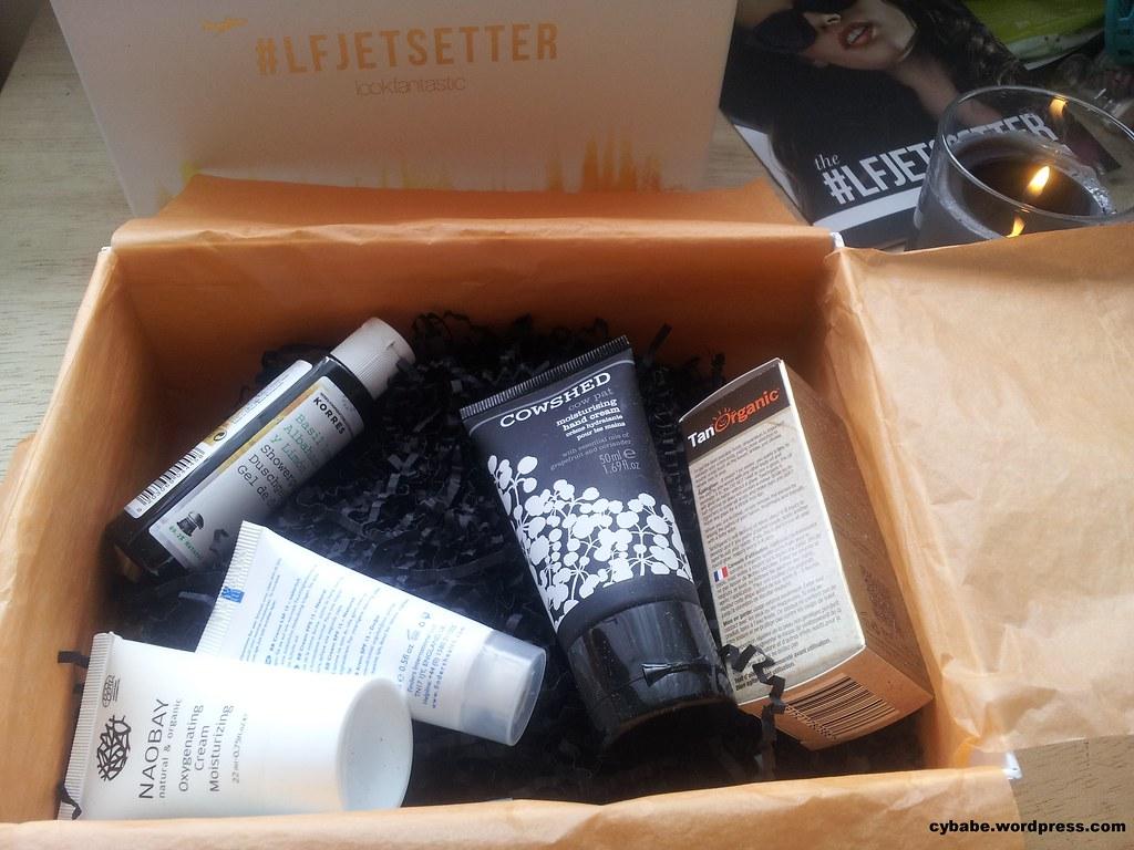 Lookfantastic June Box Unboxing
