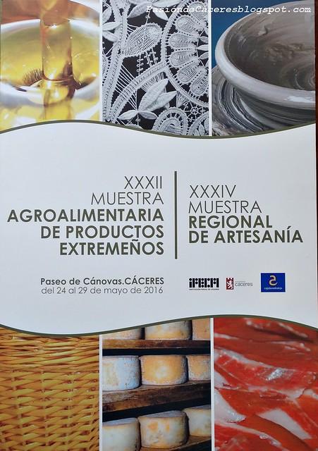 Feria de Alimentación y Artesanía Cáceres 2016