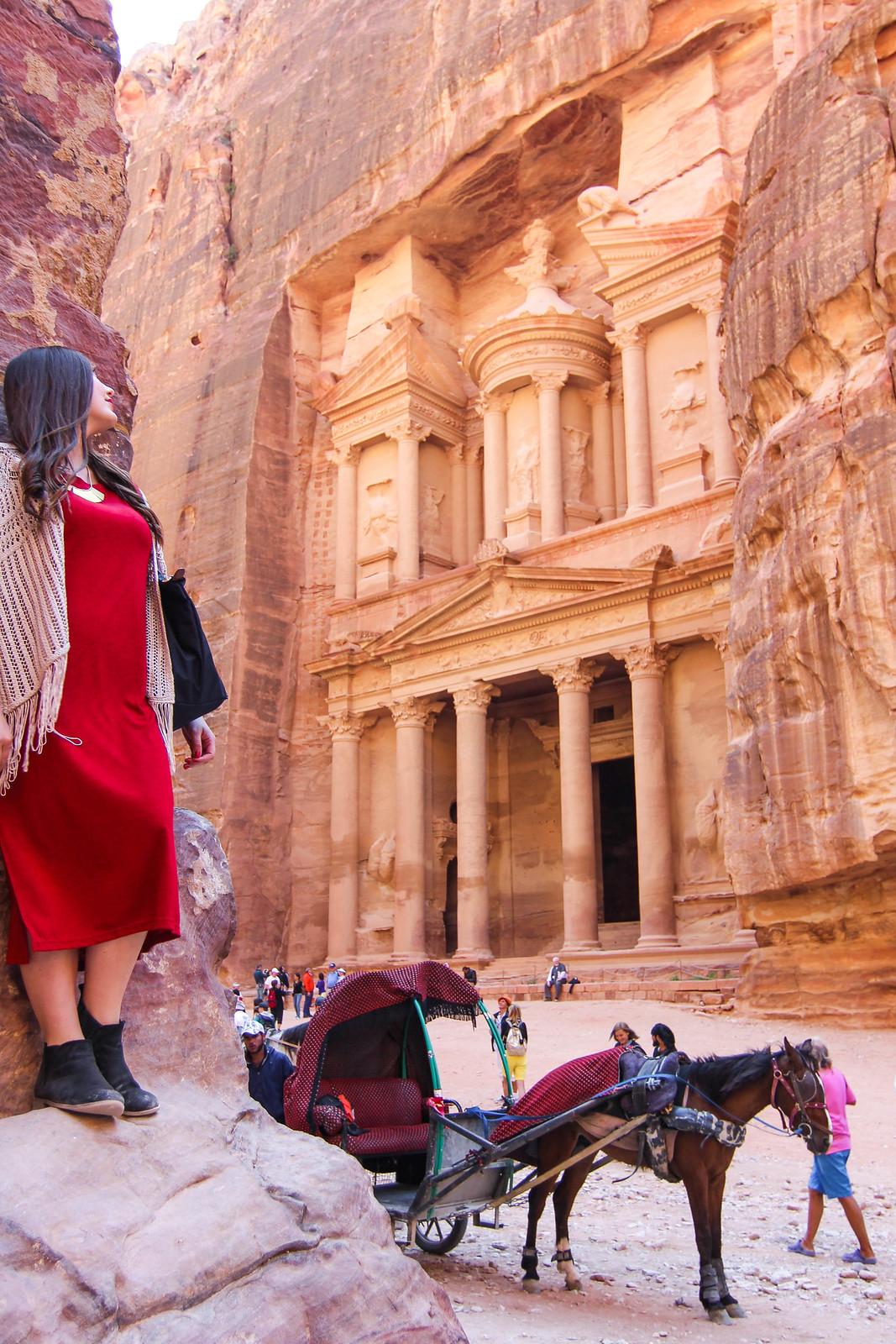 Petra, Jordan | Adelante