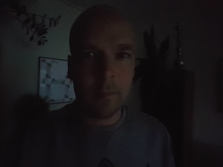 Samsung Galaxy S7 Selfie mörker