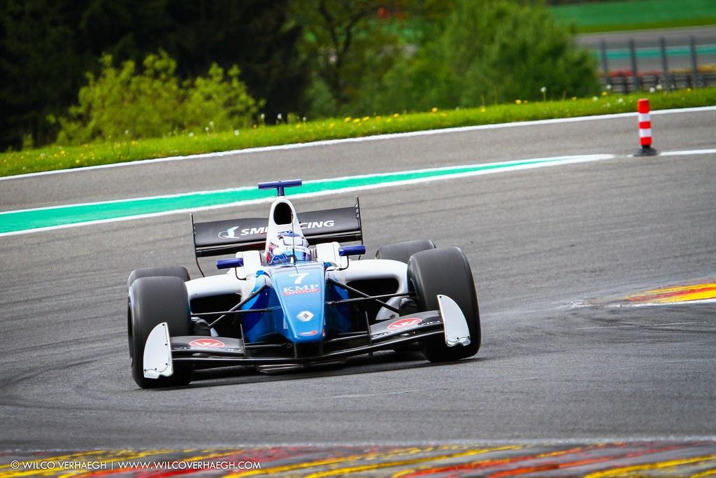 Formula V8 3.5 at Spa-Francorchamps 2016